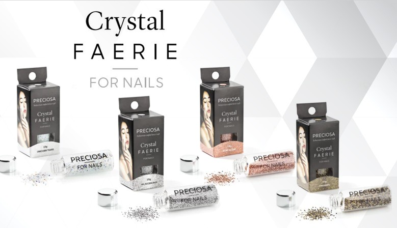 CRYSTAL FAERIE FOR NAILS
