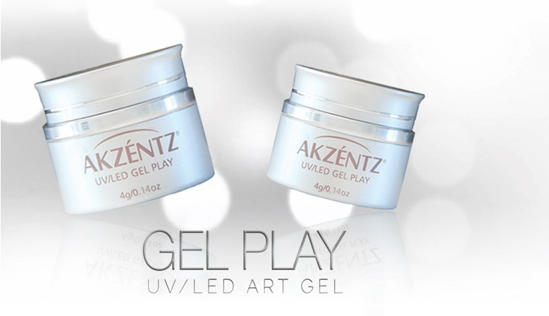 GEL PLAY PIGMENTED GEL FOR NAIL ART